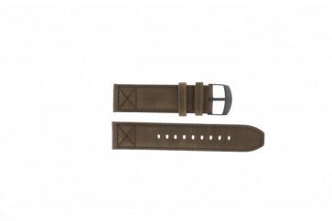 Timex cinturino orologio T49986 Pelle Marrone 22mm