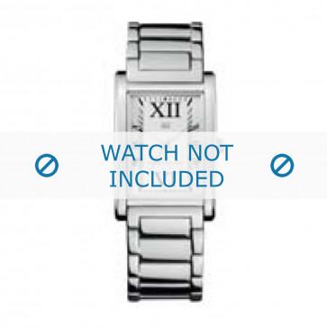 Tommy Hilfiger cinturino dell'orologio TH-62-3-14-0792 / TH1780860 Metallo Argento