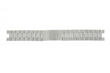 Breil cinturino orologio TW1406 Acciaio Argento 20mm