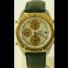 Cinturino per orologio Seiko 7T42 6A0B / SDX014J1 Pelle Nero 20mm