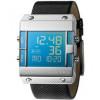 Cinturino per orologio Diesel DZ7118 Pelle Nero 28mm