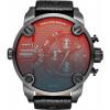 Cinturino per orologio Diesel DZ7334 Pelle Nero 24mm