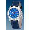 Cinturino per orologio Festina F16243-D Pelle Blu 21mm
