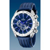 Cinturino per orologio Festina F16489/B Pelle Blu 25mm