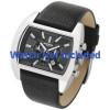 Cinturino per orologio Diesel DZ4140 Pelle Nero 29mm