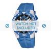 Cinturino per orologio Lotus 15778-3 Gomma Blu chiaro 26mm