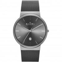 Cinturino per orologio Skagen SKW6108 (247XXX) Acciaio Grigio 22mm