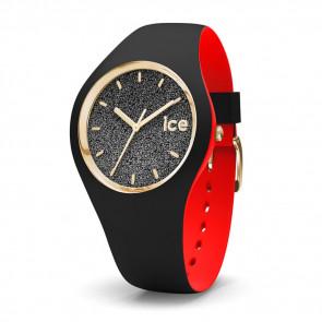 Cinturino per orologio Ice Watch 007237 Gomma Nero