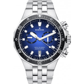 Cinturino per orologio Edox 10109 3M BUIN Acciaio Acciaio