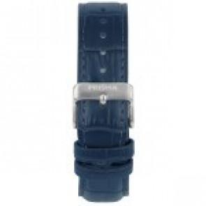 Cinturino per orologio Prisma 1601 Pelle Blu 21mm