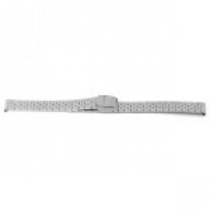 Cinturino per orologio Prisma 1690 Acciaio inossidabile Acciaio 16mm