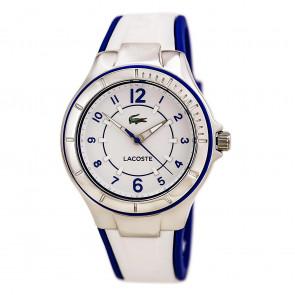 Lacoste cinturino dell'orologio LC-69-3-14-2479 / 2000799 / 22mm Gomma Multicolore 18mm