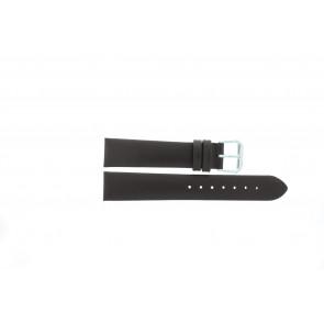 Cinturino per orologio Condor 241R.02 Pelle Marrone 20mm