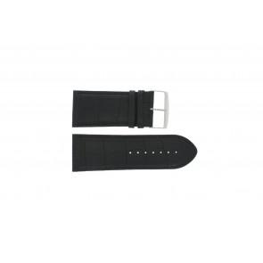 Cinturino per orologio Universale 305R.01 Pelle Nero 34mm