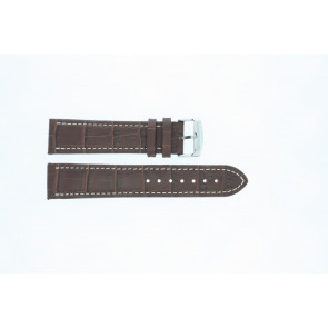 Cinturino per orologio Condor 308R.02 Pelle Marrone 18mm
