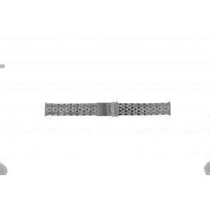 Cinturino per orologio Universale 31264 Acciaio Acciaio 20mm