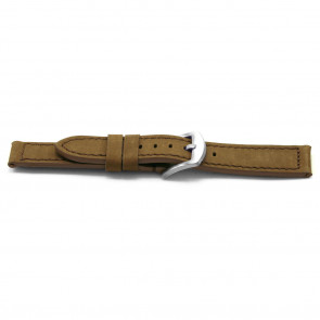 Cinturino orologio in pelle, 16mm EX-E337