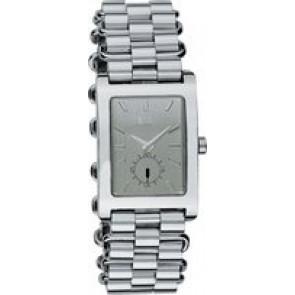 Cinturino per orologio Dolce & Gabbana 3719240365 Acciaio Acciaio 21mm