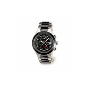 Cinturino per orologio Boccia 3764-01 Acciaio Acciaio