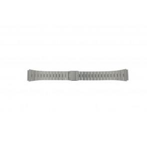 Cinturino dell'orologio 41020-1-18 Metallo Argento 18mm