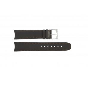 Cinturino per orologio Raymond Weil 4899 / SV2002-4899-C8 Pelle Marrone 20mm