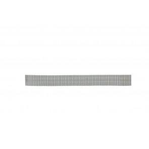 Cinturino dell'orologio 551129-18 Metallo Argento 18mm