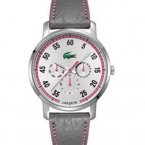 Cinturino per orologio Lacoste 2000595 / LC-41-3-14-2230 Pelle Viola 20mm