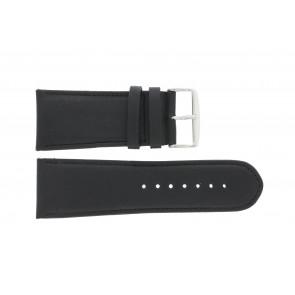 Cinturino per orologio Universale 61215B.10.32 Pelle Nero 32mm