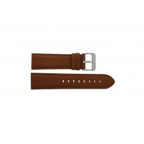 Cinturino per orologio Condor 632.3.24 WATERPROOF Pelle Cognac 24mm