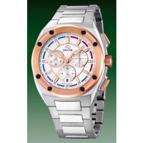 Cinturino per orologio Jaguar J808 Acciaio 16mm