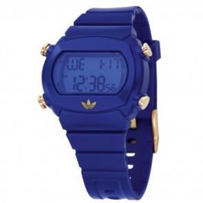 Cinturino per orologio Adidas ADH1820 Plastica Blu
