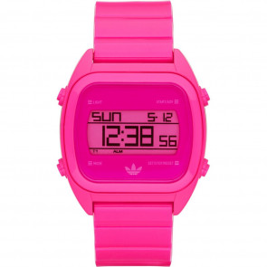 Cinturino per orologio Adidas ADH2892 Plastica Rosa 22mm