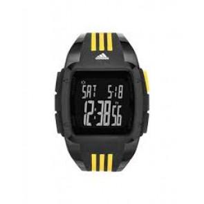 Cinturino per orologio Adidas ADP6112 Gomma Nero
