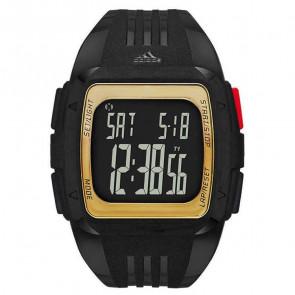 Cinturino per orologio (Combinazione cinturino + custodia) Adidas ADP6135 Plastica Nero 35mm