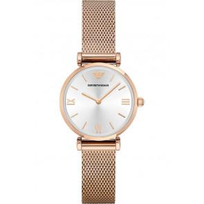 Cinturino per orologio Armani AR1956 Acciaio Salito