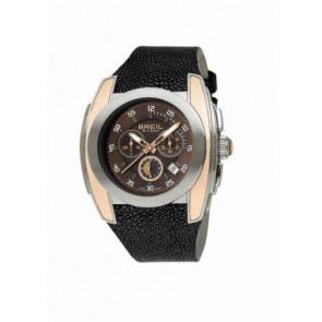 Cinturino per orologio BW0380 Pelle Nero 26mm