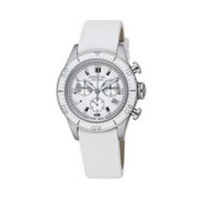 Cinturino per orologio Breil BW0502 Pelle Bianco 20mm
