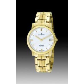 Cinturino per orologio Candino C4243-1 Acciaio Placcato oro
