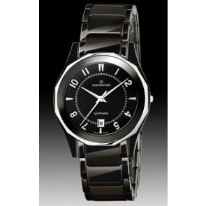 Cinturino per orologio Candino C4352-1 Ceramica Nero