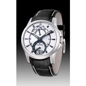 Cinturino per orologio Candino C4387/2 Pelle Nero