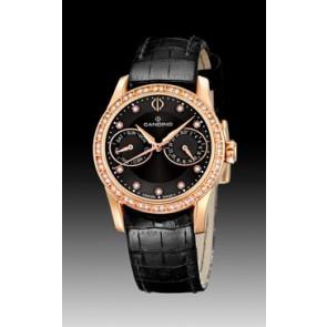 Cinturino per orologio Candino C4448-3 Pelle Nero