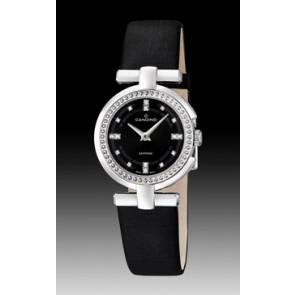 Cinturino per orologio Candino C4560-2 Pelle Nero