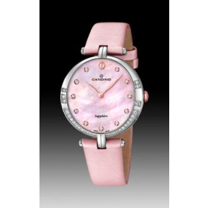 Cinturino per orologio Candino C4601-3 Pelle Rosa