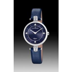 Cinturino per orologio Candino C4658-3 Pelle Blu