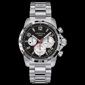 Cinturino per orologio Certina C0016141105700A / C605014464 Acciaio Acciaio 22mm