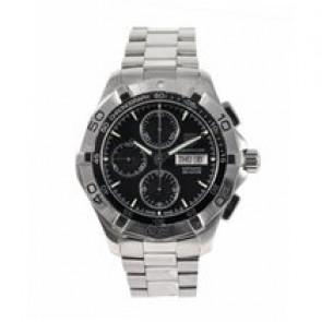 Cinturino per orologio Tag Heuer CAF2010 / FAA029 Acciaio Acciaio inossidabile