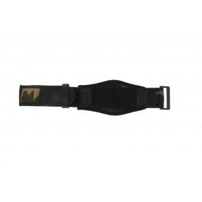 Cinturino per orologio Camel Active Velcro Verde 26mm