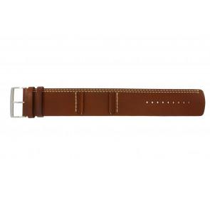 Cinturino per orologio Camel BC51023 Pelle Marrone 27mm