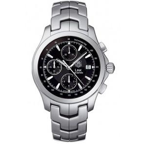 Cinturino per orologio Tag Heuer CJF2110-0 / BA0576 Acciaio 20mm
