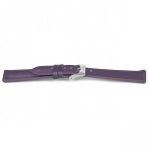 Cinturino per orologio Prisma CS185 Pelle Viola 14mm